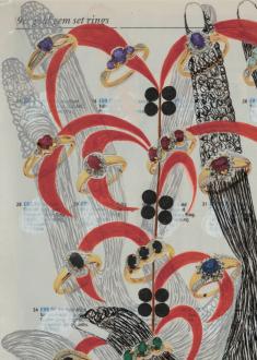 Louise Hopkins, Intermediary, 2018, detail, acrylic on archival digital print; copyright 2018 Louise Hopkins; image: Ruth Clark, courtesy of the artist